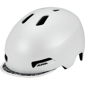 Alpina Brooklyn Helm weiß